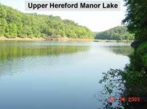 Upper Lake Hereford Manor Lake
